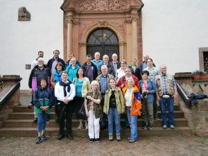 Weinbergwanderung der CSU Ortsverbände Aschaffenburg und Bachgau
