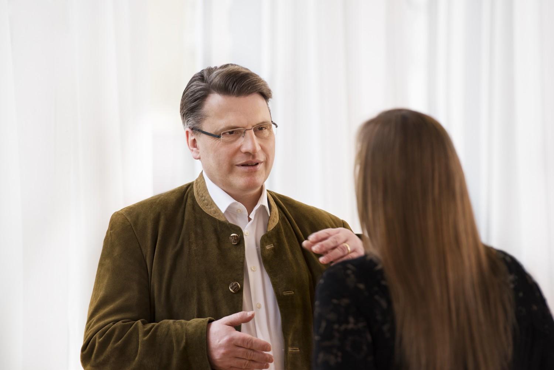Prof. Dr. Winfried Bausback, MdL