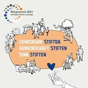Bürgerpreis 2021 – Bekanntgabe der Preisträger